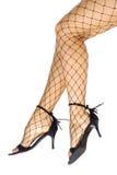 bodystocking ноги длинние стоковая фотография