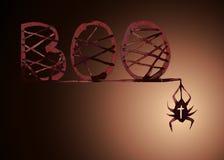 Boe-geroepspin Stock Afbeelding