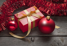 Boże Narodzenia Przedstawiają Fotografia Royalty Free