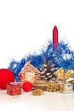 boże narodzenie dekoracja Zdjęcia Royalty Free