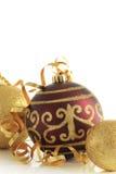 boże narodzenie ornamenty Obraz Royalty Free