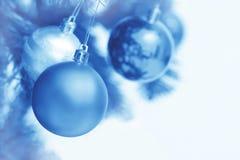 boże narodzenie ornamenty Zdjęcie Stock