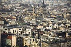 Boedapest de stad in Stock Fotografie