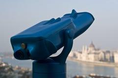 Boedapest door de lens Royalty-vrije Stock Afbeeldingen