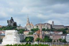 Boedapest - Hongarije royalty-vrije stock foto's