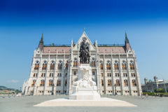 Boedapest Hongarije Stock Foto