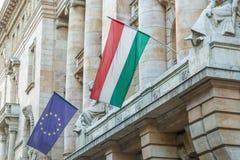 Boedapest Hongarije Stock Foto's