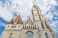 Boedapest Hongarije Royalty-vrije Stock Foto