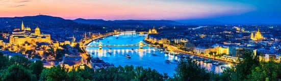 Boedapest, Hongarije Stock Afbeelding