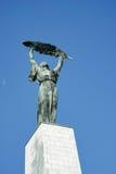 BOEDAPEST, HUNGARY/EUROPE - 21 SEPTEMBER: Een deel van de Vrijheid of Royalty-vrije Stock Foto