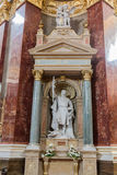 Boedapest Szent Basilic Istvà ¡ n Royalty-vrije Stock Afbeelding