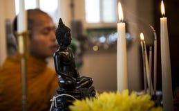 Boeddhisme Royalty-vrije Stock Fotografie