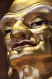 Boeddhisme arhat beeldhouwwerk royalty-vrije stock foto's