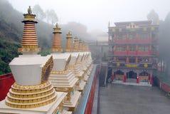 Boeddhisme in India Stock Afbeeldingen