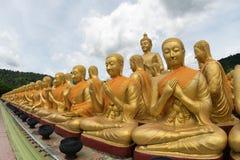 Boeddhisme Memorial Park stock afbeeldingen
