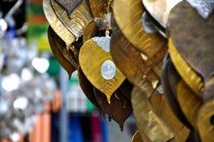 Boeddhismegebed in Thailand - Symbool Royalty-vrije Stock Afbeelding