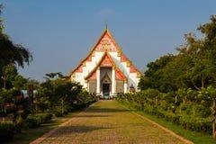 Boeddhismekapel Royalty-vrije Stock Fotografie
