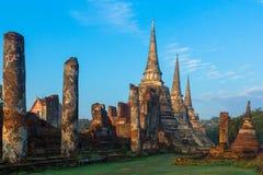 Boeddhismepagode Royalty-vrije Stock Afbeeldingen