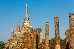 Boeddhismepagode Royalty-vrije Stock Afbeelding