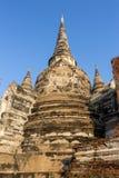 Boeddhismepagode Royalty-vrije Stock Foto