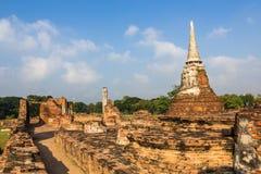 Boeddhismepagode Royalty-vrije Stock Foto's