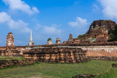Boeddhismepagode Stock Foto's