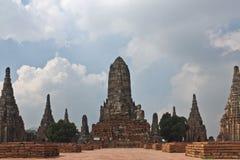 Boeddhismepagode Stock Fotografie