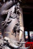 Boeddhistisch de tempeldetail van Taiwan Royalty-vrije Stock Afbeeldingen