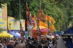 Boeddhistisch Festival royalty-vrije stock foto's