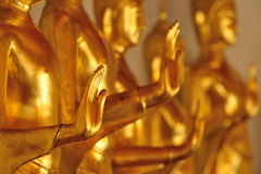 Boeddhistisch heiligdom Royalty-vrije Stock Afbeelding