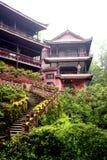 Boeddhistisch klooster Royalty-vrije Stock Afbeelding