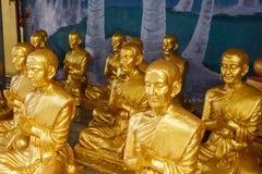 Boeddhistisch standbeeld Royalty-vrije Stock Foto's