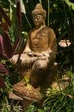 Boeddhistisch standbeeld Stock Afbeelding