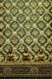 Boeddhistisch tempel groot paleis Bangkok Thailand Azië stock foto's