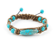 Boeddhistische armbandshamballa stock fotografie