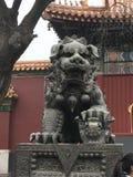 Boeddhistische Beschermer Royalty-vrije Stock Afbeeldingen
