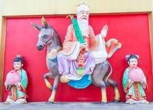 Boeddhistische Chaines Royalty-vrije Stock Foto