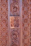 Boeddhistische Deur Stock Afbeeldingen
