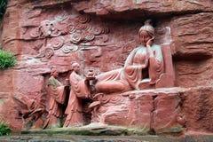 Boeddhistische goddes Royalty-vrije Stock Afbeelding