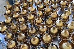 Boeddhistische Grail (Topview) Royalty-vrije Stock Fotografie