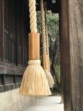 Boeddhistische Japanse tempel Stock Foto