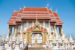 Boeddhistische kerk Royalty-vrije Stock Fotografie