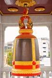 Boeddhistische klok Royalty-vrije Stock Fotografie