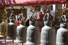 Boeddhistische klok Royalty-vrije Stock Afbeelding