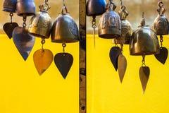 Boeddhistische Klokken Royalty-vrije Stock Afbeelding