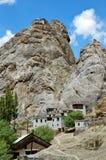 Boeddhistische kloosters Stock Foto
