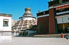 Boeddhistische Kumbum Royalty-vrije Stock Fotografie