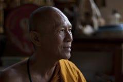 Boeddhistische Monnik in Thailand royalty-vrije stock afbeelding