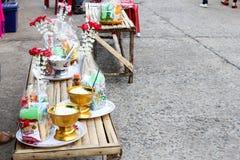 Boeddhistische monniken Royalty-vrije Stock Afbeelding