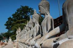 Boeddhistische monniken Stock Foto
